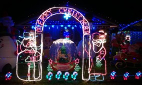 Lions Christmas Light Drive 16 December 2015