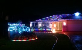 Thank you for viewing this years Lions Christmas Light Drive photos. We'll be back next year for more wonderful Christmas Lights for Finlandia Village Residents.