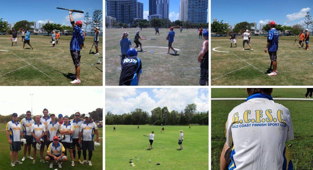 Kuvia Gold Coastin suomalaisen urheiluklubin tapahtumista