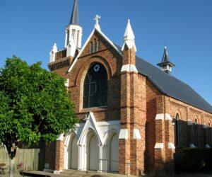 Nazareth-kirkko, Woolloongabba, Brisbane
