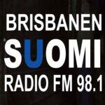 Brisbanen suomiradion logo