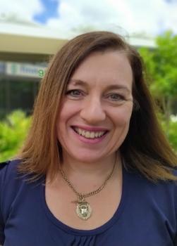 Carmel Ward, Finance & Payroll Manager